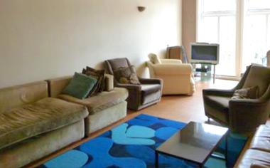 Residencia Westover Gardens - Sala Común