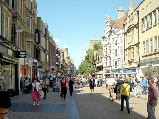 Oxford Ciudad