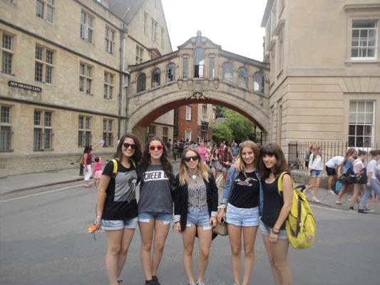 Oxford Actividades