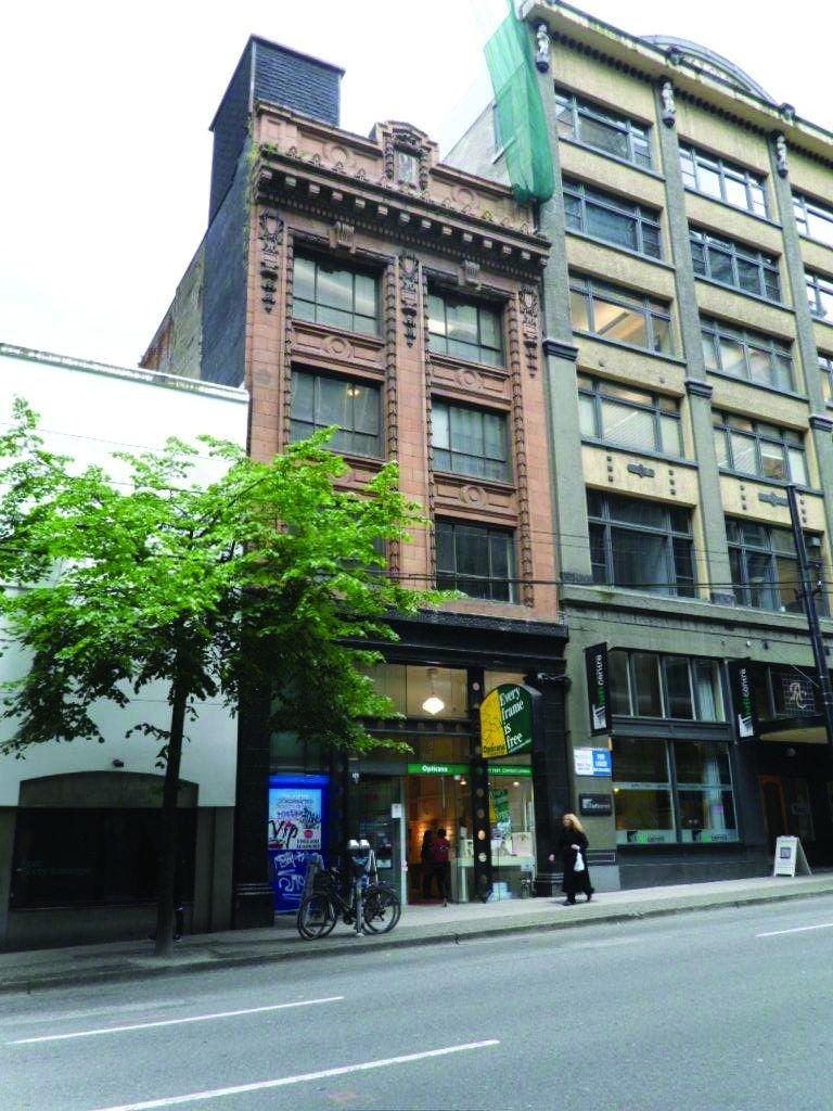 Escuela Vancouver