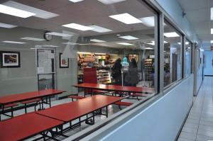 Nueva York Campus Cafeteria