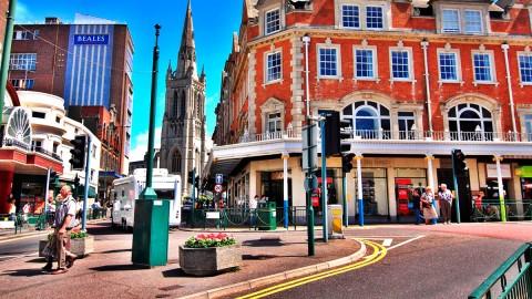 Centro de Bournemouth