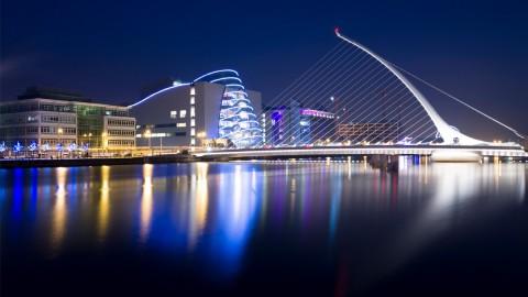 Dublin nocturno
