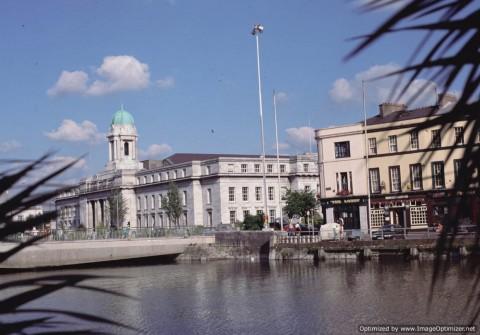 Cork - City hall