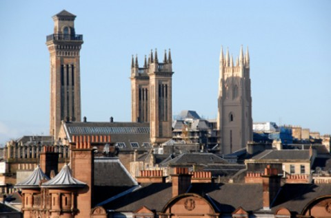 Glasgow Trinity Towers