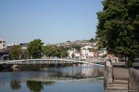 Cork - Rory Gallagher Bridge
